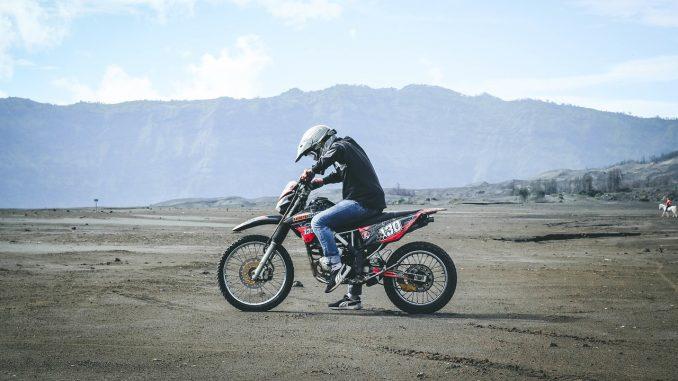 débuter motocross