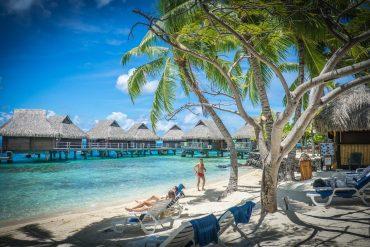 plage Bora Bora