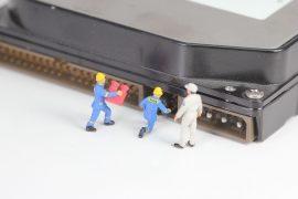 donnees disque dur