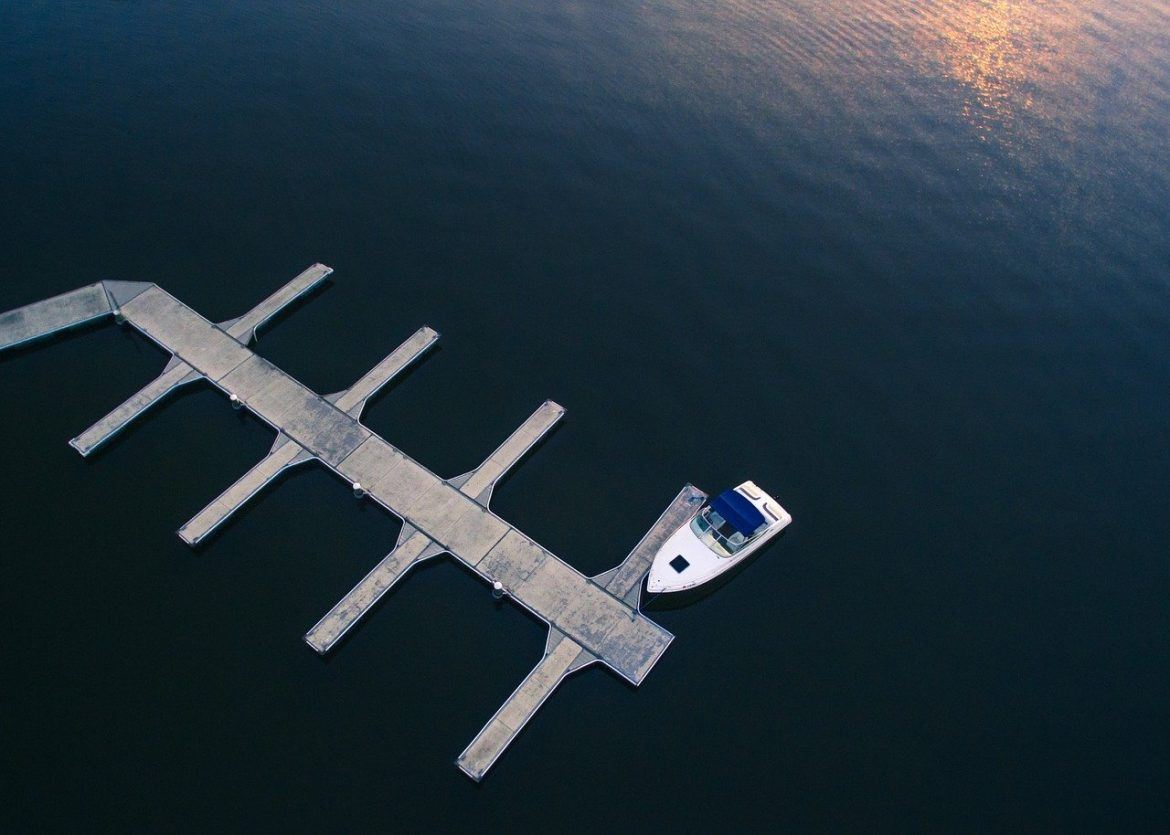 floating pontoon poralu