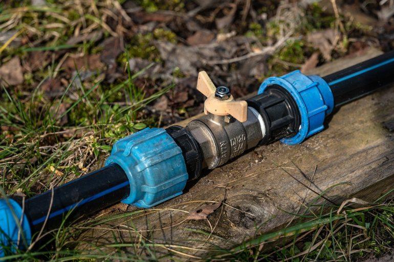telecamera per ispezione tubi