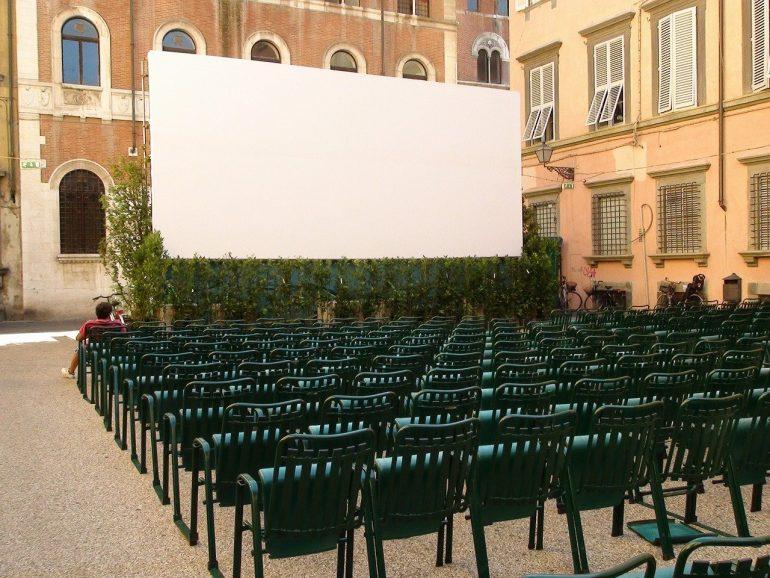 cinema projection